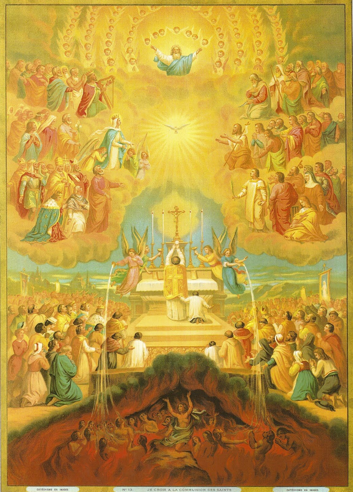 All Saints' Day and All Souls' Day